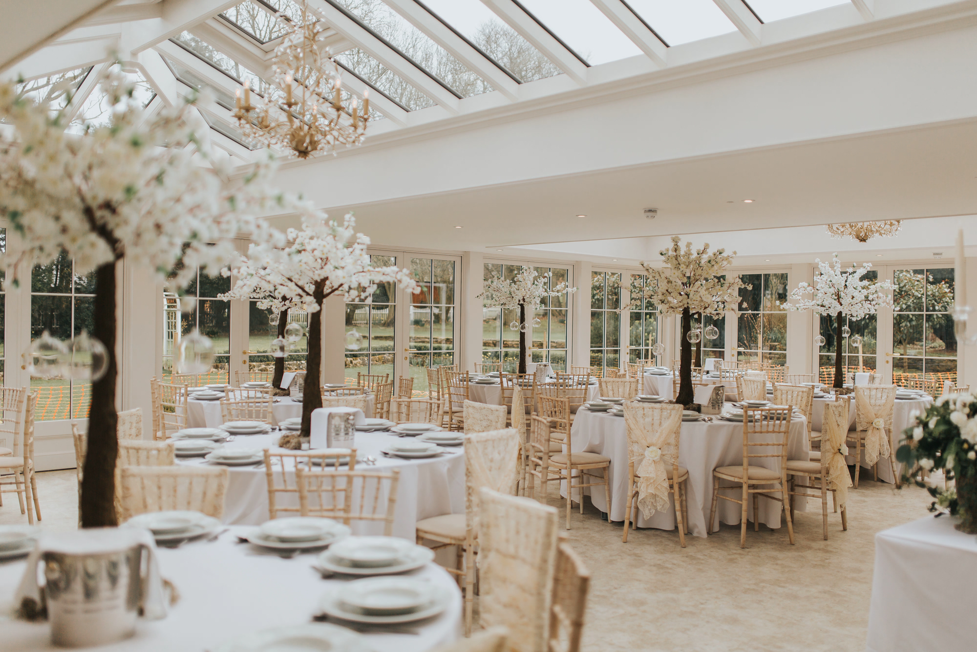Hayne House Kent Orangery by Emily Crutcher 1 of 1