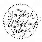 English Wedding Blog Badge